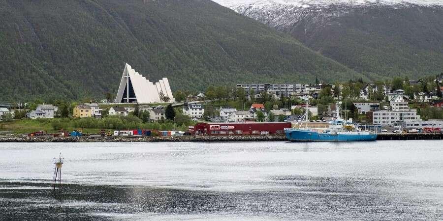 Wild and wonderful nature - Tromsø - Skjervøy