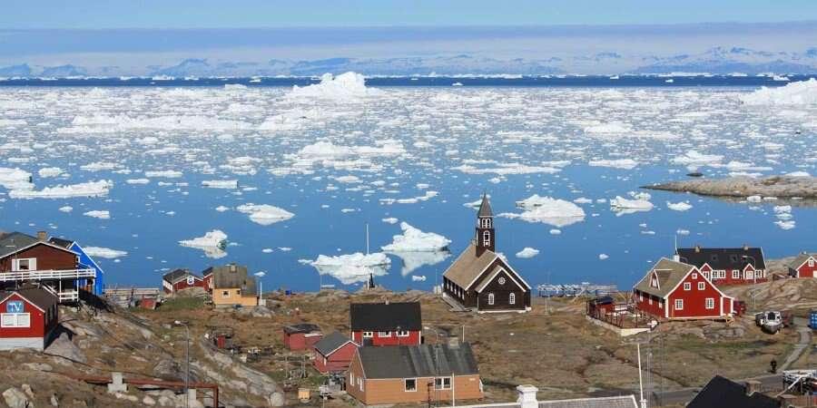 Birth of Icebergs - Ilulissat, Greenland - Full Day