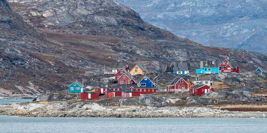 The Capital of Greenland - Nuuk