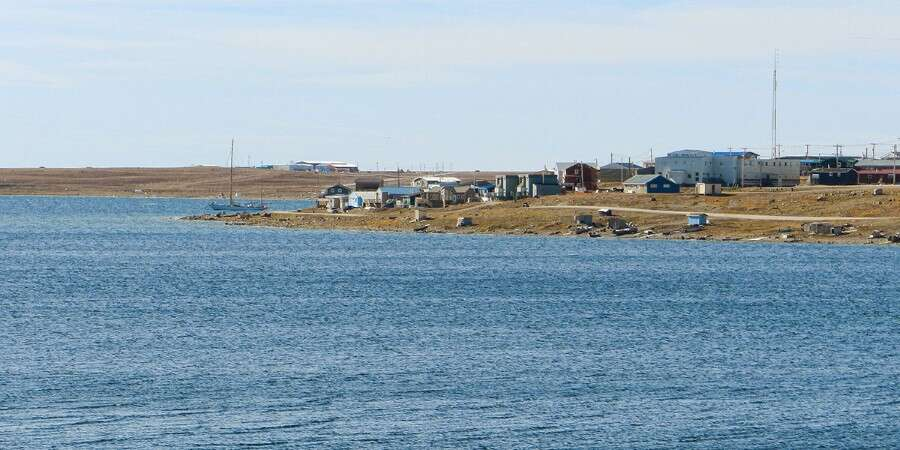 A Good Fishing Place - Edmonton / Cambridge Bay  - Embarkation