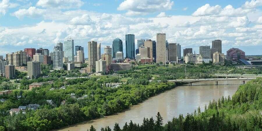 Canada's Festival City  - Edmonton, Canada
