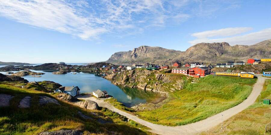 `The People Living in a Place of Fox Dens' - Sisimiut - Half Day