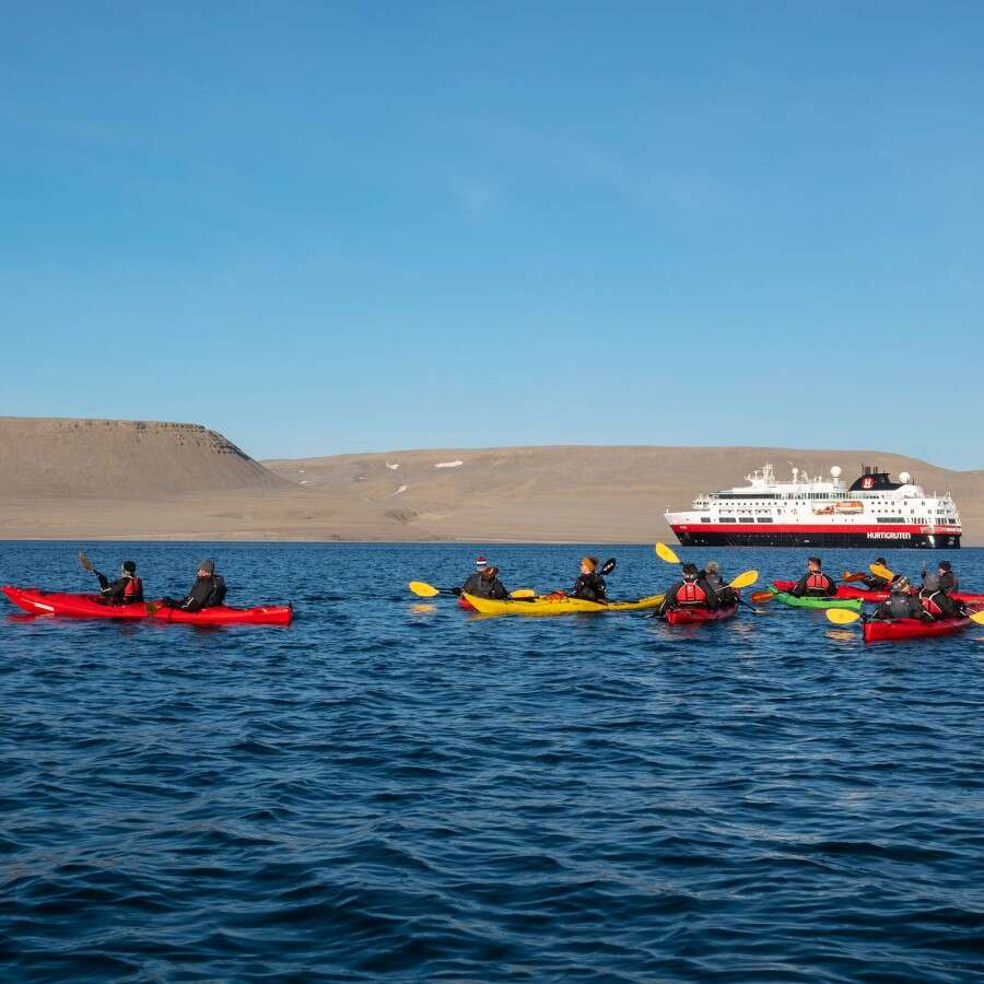 Heart of the Northwest Passage - The Northwest Passage
