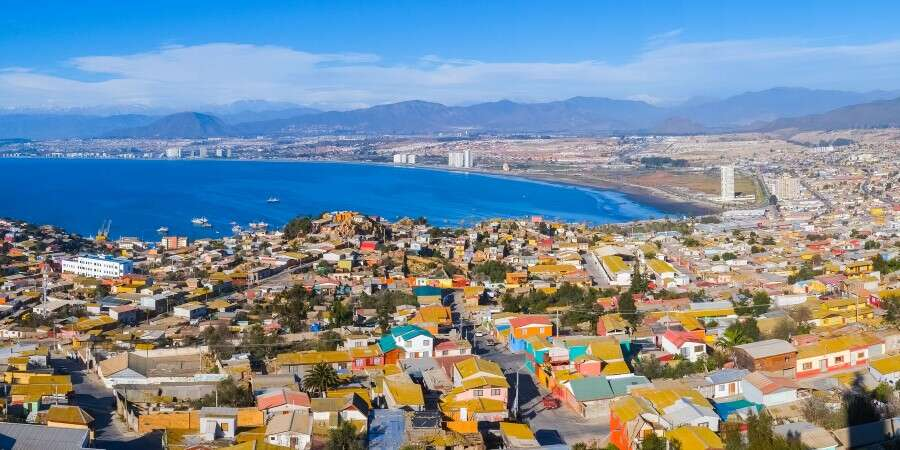 Seaside Living - La Serena, Chile - Half Day