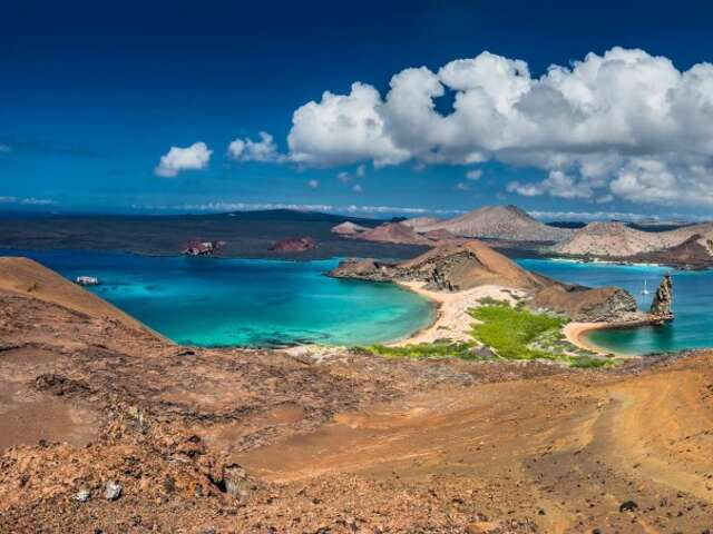 Panama Canal & Colonial Highlights with Galápagos Islands