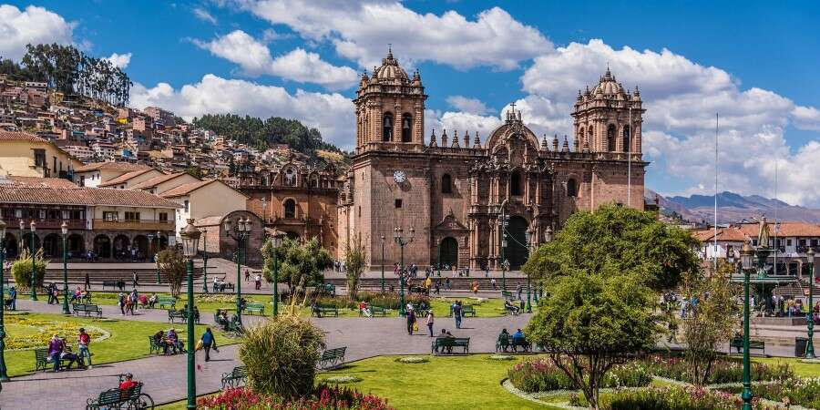 Center of the Incan Empire - Sacred Valley/Cusco/Lima