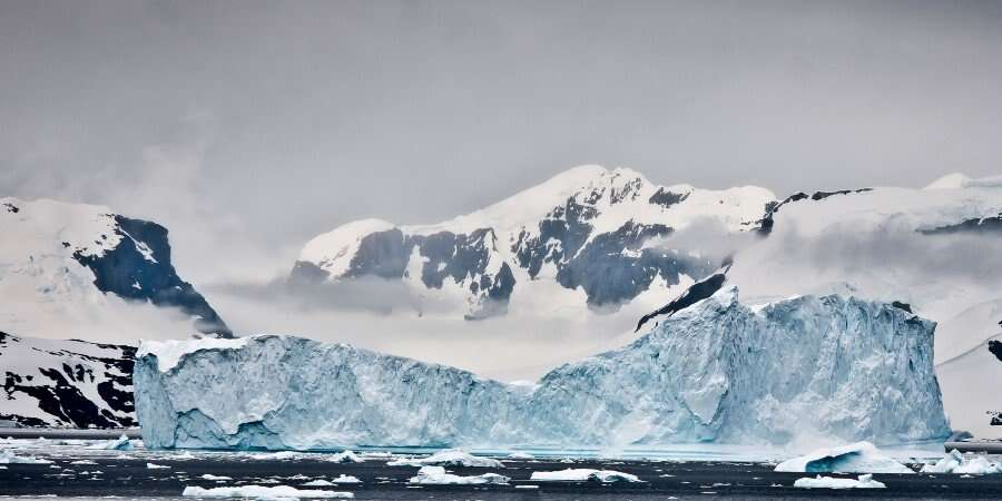 The White Wonder of Antarctica - Antarctica
