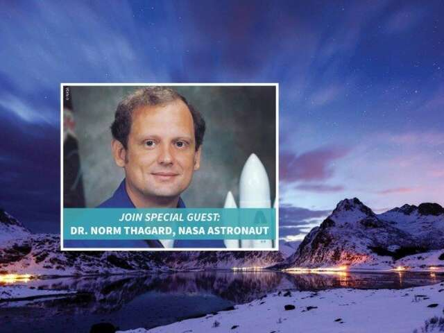 Adventure to Antarctica - Highlights of the Frozen Continent with former NASA astronaut Dr. Norm Thagard