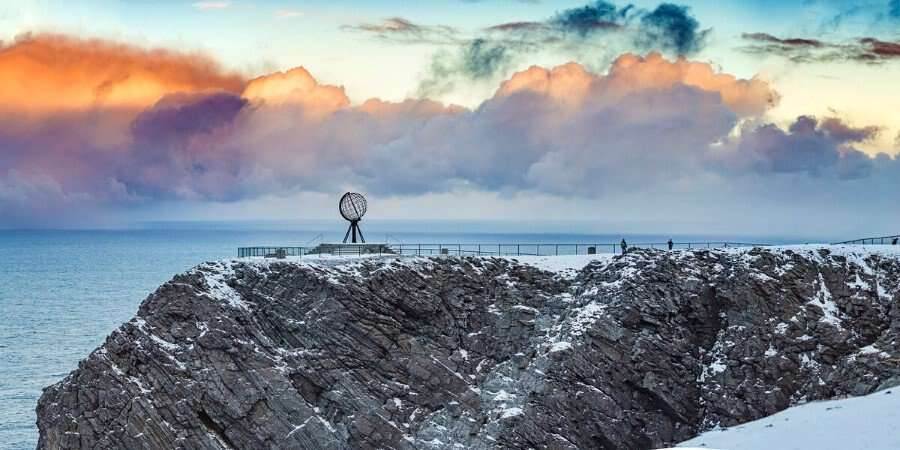 At the Top of the World - North Cape - Øksfjord – Berlevåg