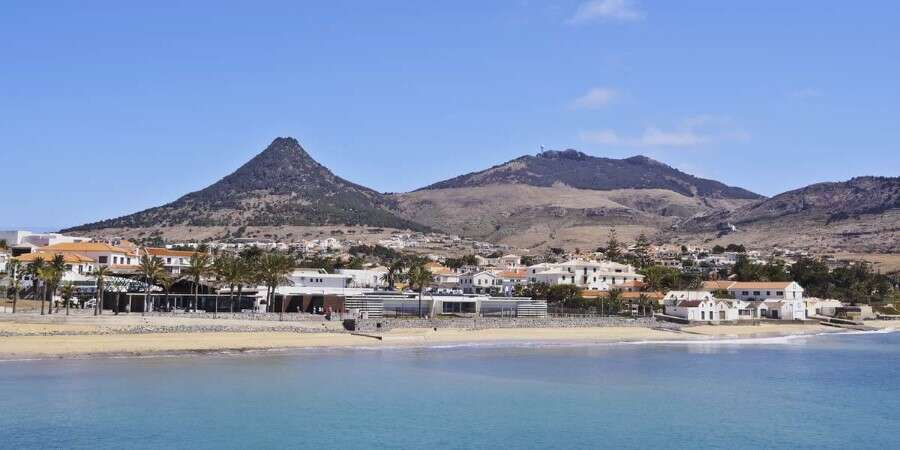 The Magic of Golden Sand - Porto Santo