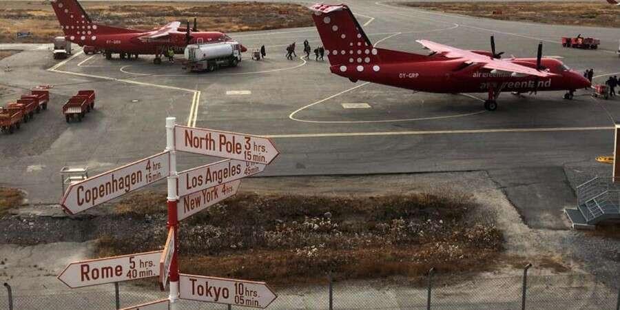 The Gateway to Greenland - Copenhagen/Kangerlussuaq