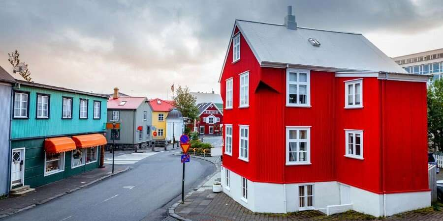 The World's Northernmost Capital - Reykjavik, Iceland