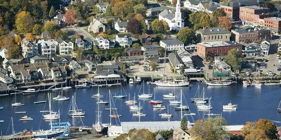 When in Maine… - Bar Harbor