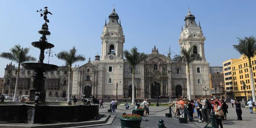 UNESCO Site and Ancient History - Lima, Peru