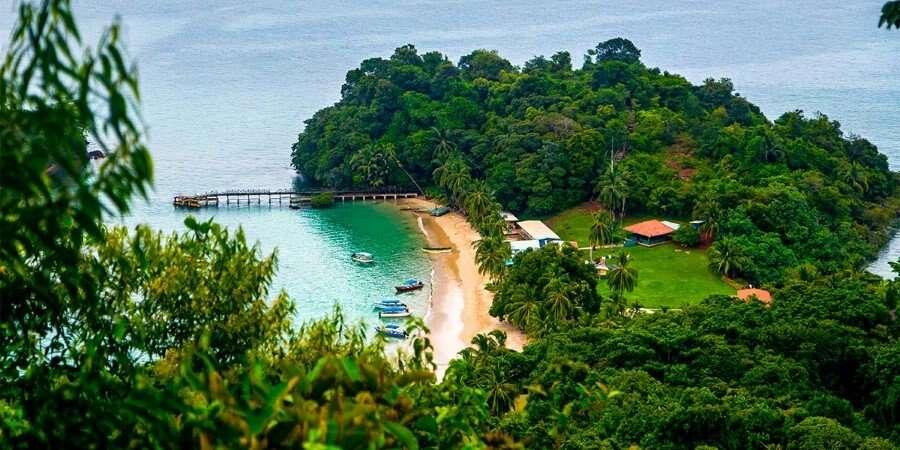 A Breathtaking and Unique Island - Isla de la Coiba, Panama