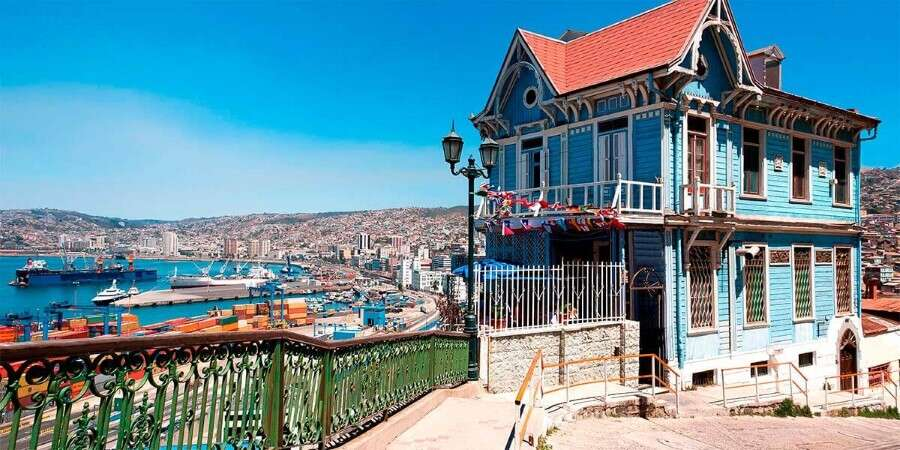 UNESCO Color - Valparaíso, Chile