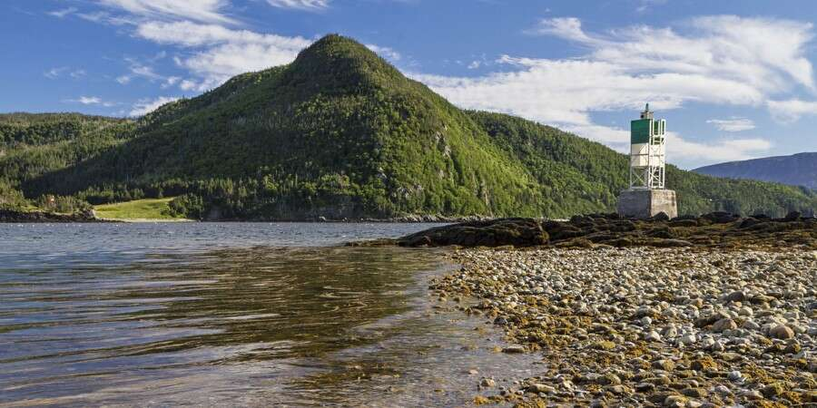 Gros Morne National Park  - Bonne Bay, Newfoundland