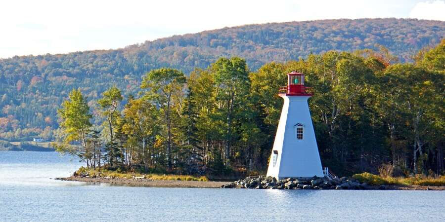 Cape Breton Island - Baddeck, Nova Scotia