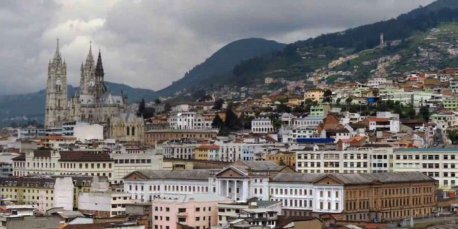 UNESCO Site and Ancient History - Callao, Peru/ Quito, Ecuador