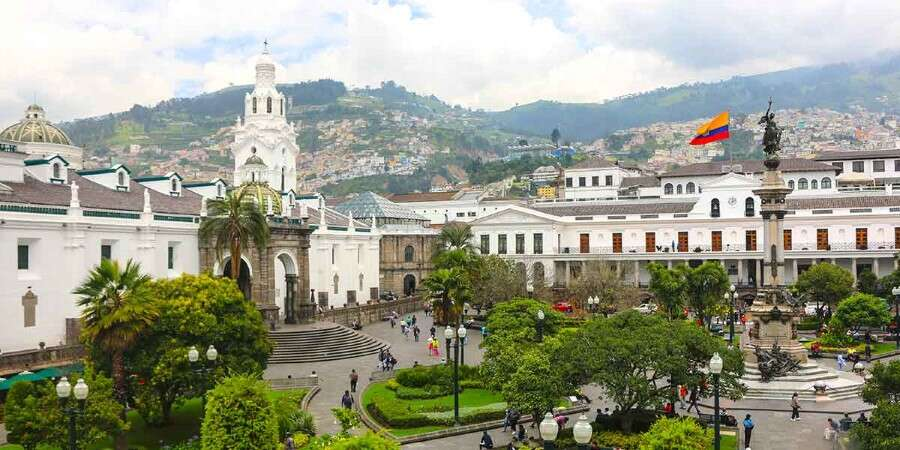 World´s Second-highest Capital - Callao, Peru/ Quito, Ecuador