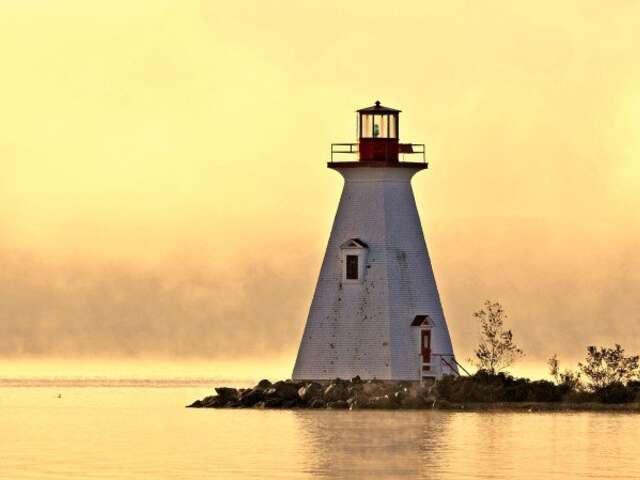 Northeast U.S. and Atlantic Canada - Exploring Canadian Maritimes (Northbound)