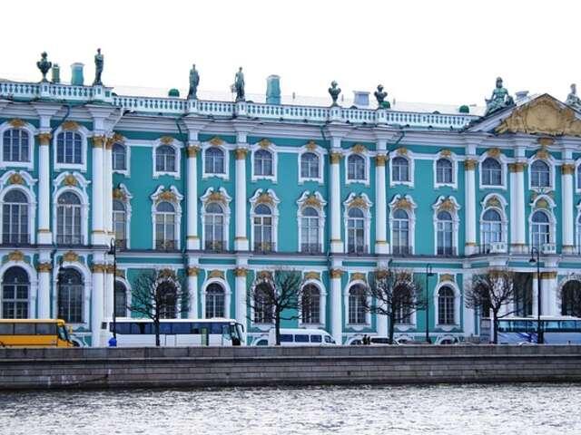 Friday, May 8: St Petersburg