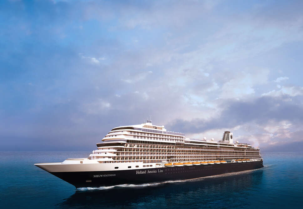 Free Upgrades, Air Credit, Shore Excursion Discounts and More on Holland America's 'Why Not Now' Sale
