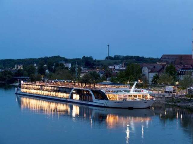River Cruising has Changed Forever - The AmaMagna Sets Sail