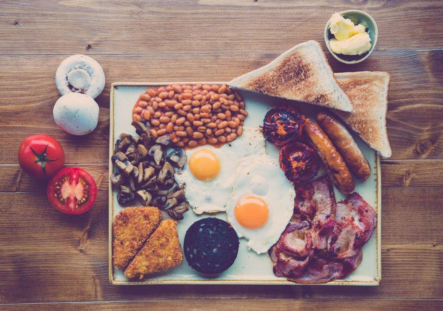 The Food That Makes England Great!