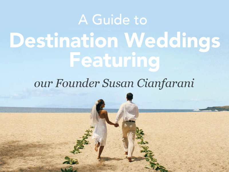 A Guide to Destination Wedding Featuring