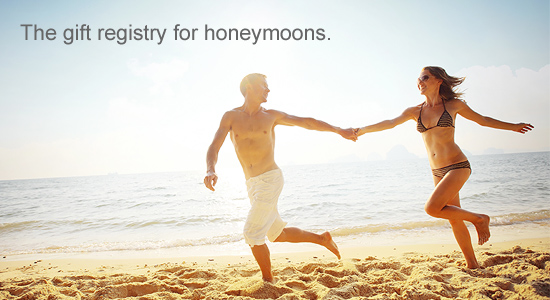 Honeymoon Gift Registry