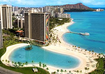 Hilton Hawaiian Village Waikiki Beach 5* Honolulu, United States