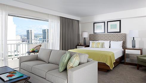 Ilikai Hotel And Luxury Suites 4 star Honolulu, United States
