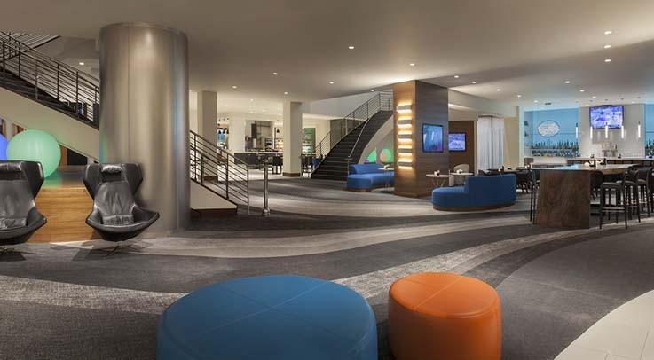 Hyatt Regency 3 star Los Angeles Intl Airport Los Angeles, United States
