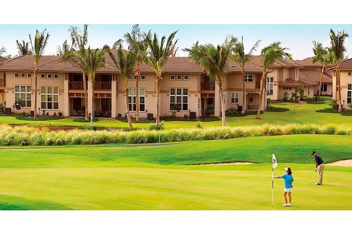 Aston Waikoloa Colony Villas golf