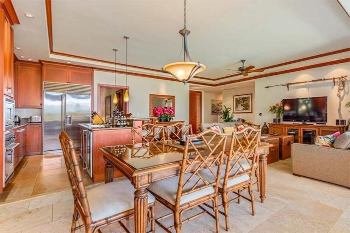 Kohala Coast Vacation Rentals by Outrigger 5 Star, Hawaii Island, Kona, Hawaii dining room