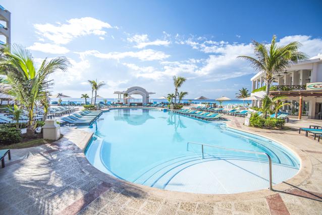 Panama Jack Resorts Cancun Cancun, Mexico pool