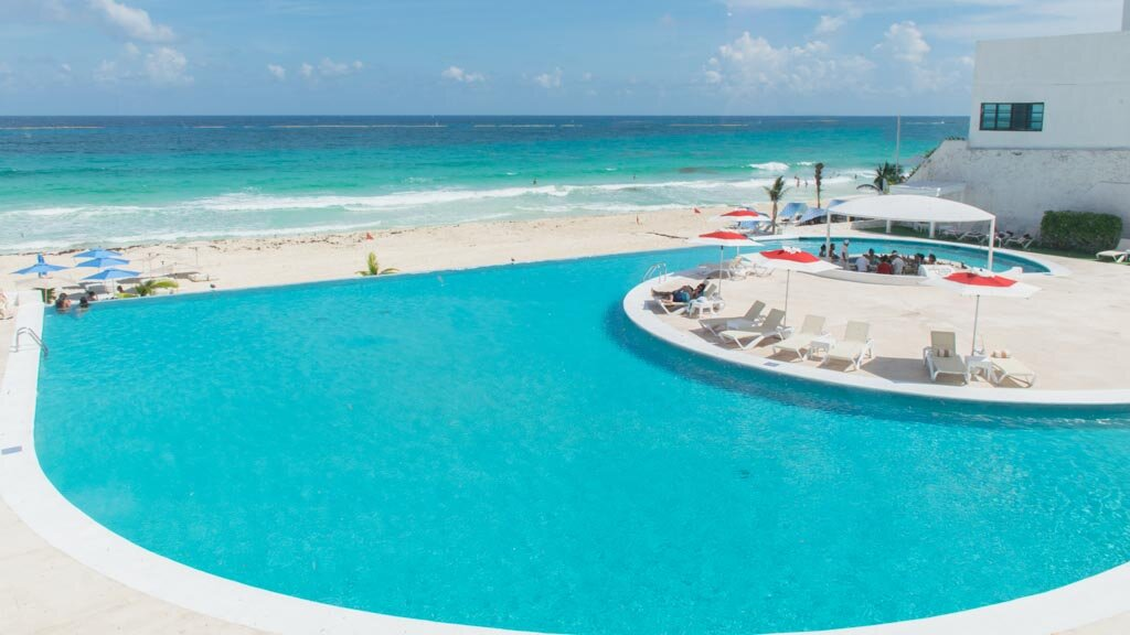 Bel Air Collection Resort And Spa Cancun Cancun, Mexico pool