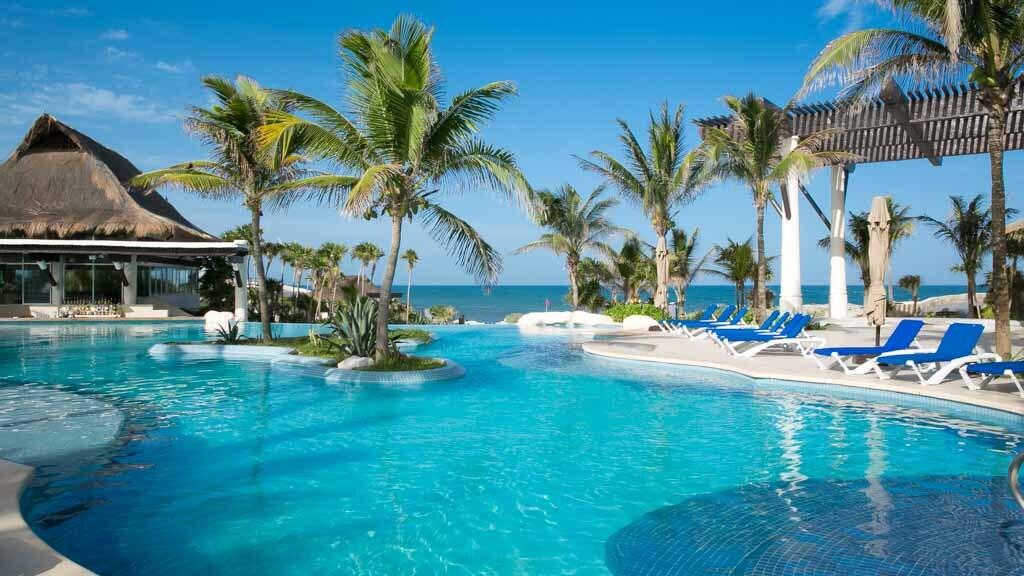 Kore Tulum Retreat And Spa Resort Riviera Maya, Mexico pool