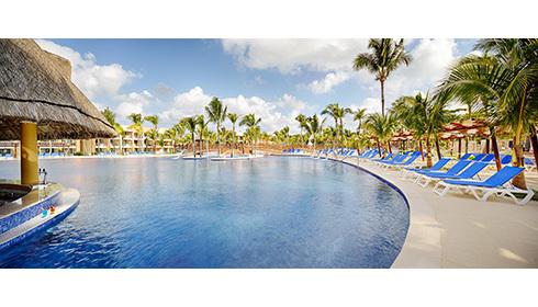 Barcelo Maya Grand Resort Riviera Maya, Mexico pool