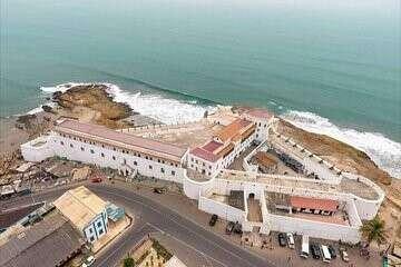 Cape Coast Slave Dungeon