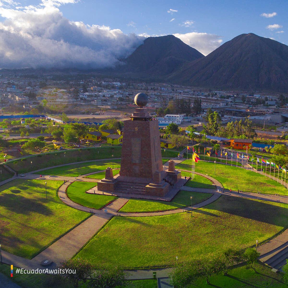 April 24 / Quito – Swissotel Quito – 1 night