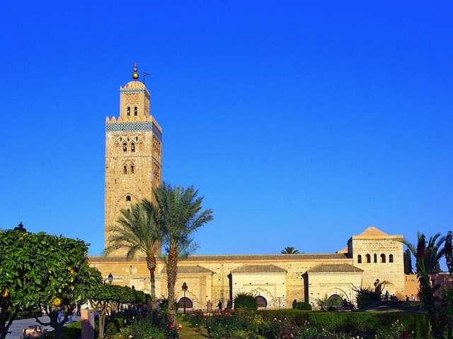 Saturday, April 4: Marrakech