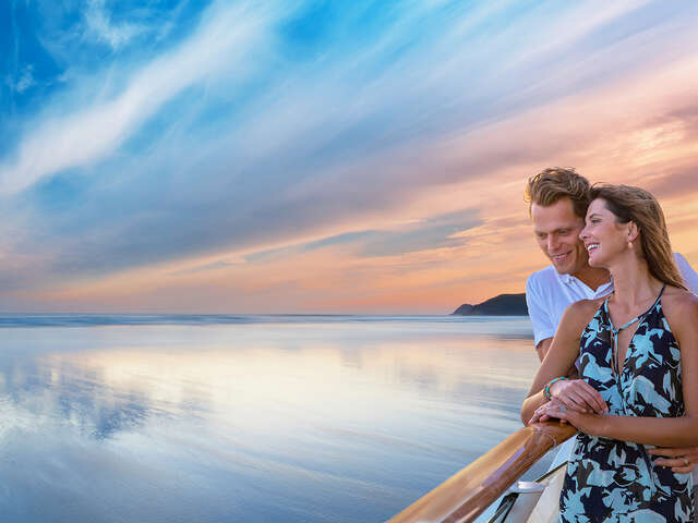 Norwegian Cruise - Norwegian's Free at Sea.  Get 5 Free Offers + Free Airfare - 2nd Guest!