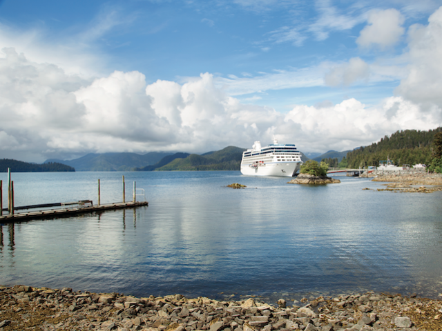 Limited Time Offer: 'All 3 For Free' Perks Included in Oceania Alaska 2020 Voyages