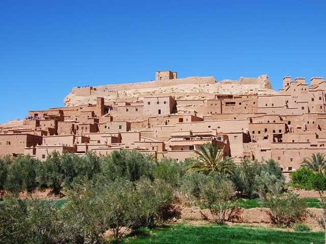 Friday, April 3: Ouarzazate / Marrakech