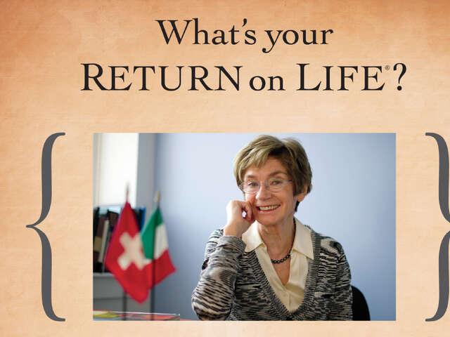 Return on Life?