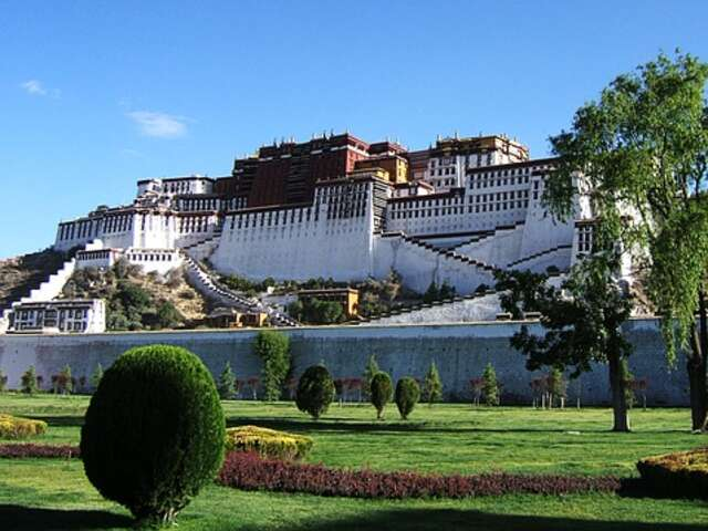 Monday, April 20: Lhasa