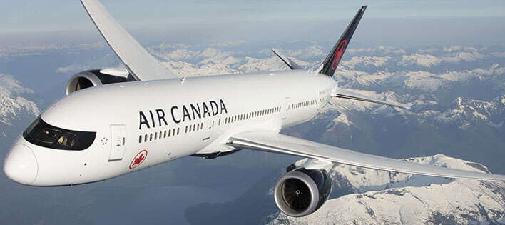 Air Canada's Advantage For Travellers to USA