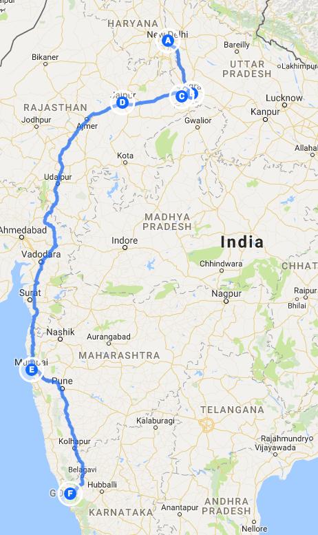 Experience India
